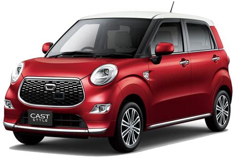 letest cating stayl new daihatsu cast style photo picture image