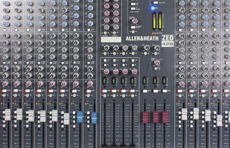 Mixer Allen Heath Zed 428 allen heath zed 428 mixer