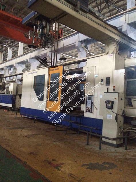 krauss maffei 3200t used injection molding machine 3200
