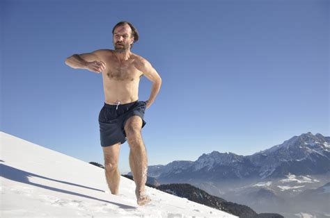 pictures to on can breathing like wim hof make us superhuman the crux