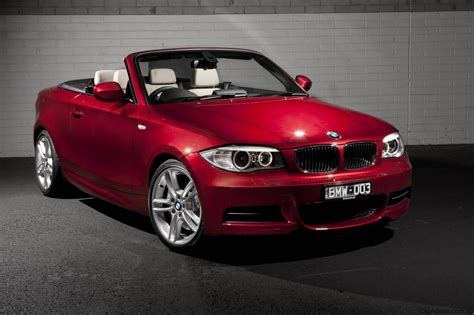 Bmw 1 Series Convertible Price Australia by 2012 Bmw 1 Series Coupe Convertible Mid Life Update For