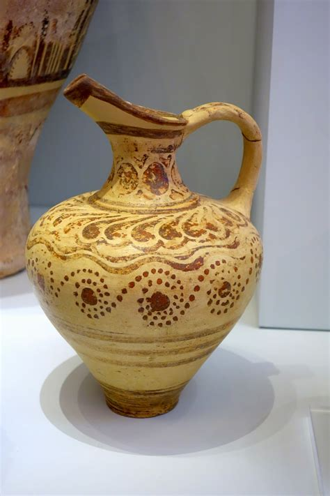 Minoan Vases by Travels With Minoan Pottery