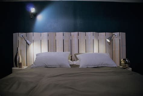 tete de lit 160 bois maison design wiblia
