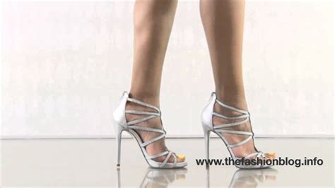Sandal Mitzi Silver silver heels heels vip