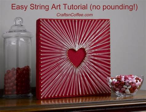 Diy String Tutorial - 40 insanely creative string projects string