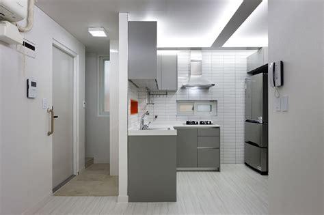 modern small apartments  seoul  studio gaon home