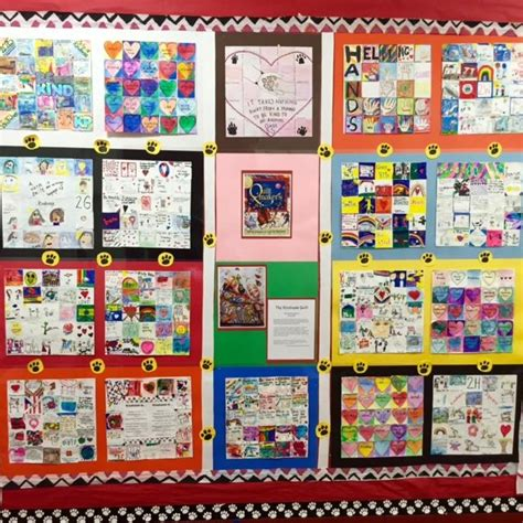 The Kindness Quilt hutchinson the kindness quilt