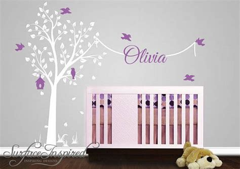 wall name decals for nursery best 20 tree wall decals ideas on tree wall
