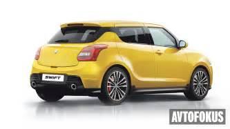 new cars of maruti suzuki 2017 maruti rear fascia rendered