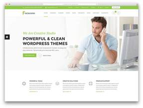 Best Wordpress Templates For Business by 40 Best Wordpress Corporate Business Themes Of 2017