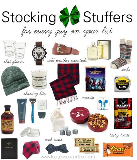 stocking stuffer ideas for him 25 best ideas about stocking stuffers on pinterest