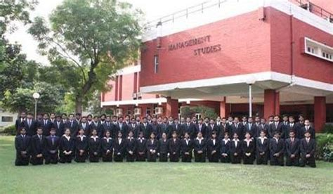 Fms Delhi Mba Fees by Faculty Of Management Studies Fms New Delhi Course