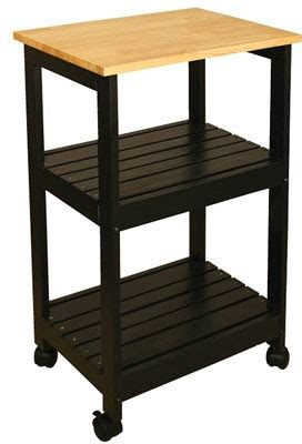 new large dark brown kitchen island utility cart wheeled big butcher block kitchen island cart