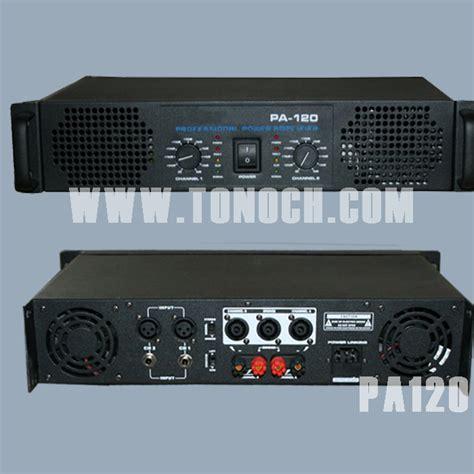 Power Lifier China China Power Lifier Pa120 China Lifier Power Lifer
