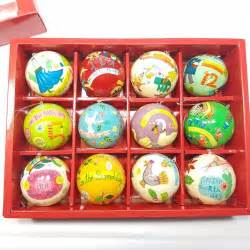 12 days of ornaments crate and barrel 12 days of ornament other current tree ornaments