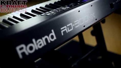Roland Rd 300nx Digital Piano Rd 300nx Digital Piano Roland kraft roland rd 300nx stage piano demo with sco doovi