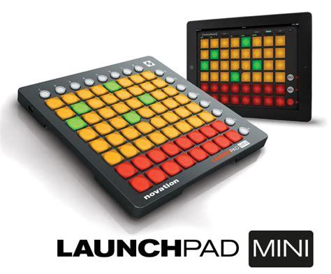 launchpad mini novation launchpad mini ziomusic it