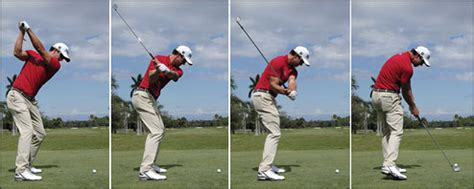 golf swing adam scott master your game how adam scott won the masters
