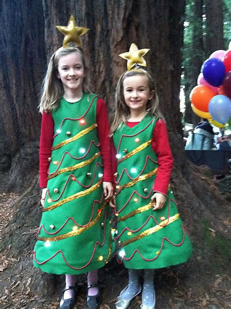 dress up ideas for christmas tree costumes for costume