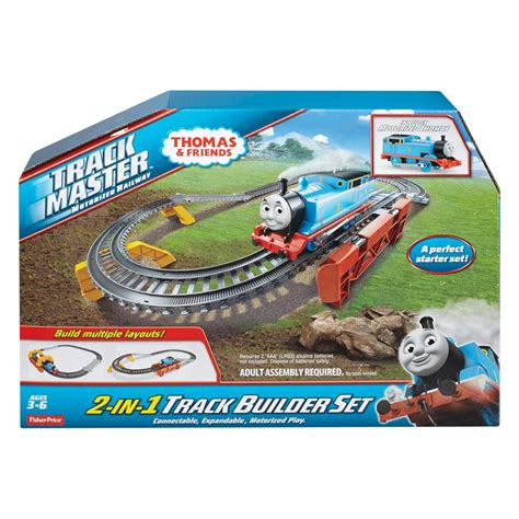 Tomase And Friends Set friends trackmaster 2 in 1 track builder set 163