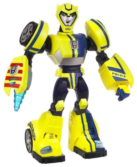 bumblebee street patrol transformers toys tfw2005