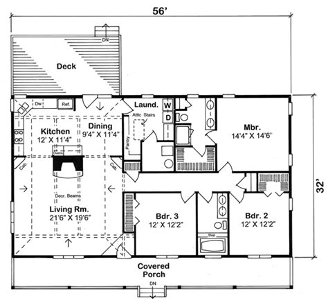 typical house floor plan dimensions ranch style house plan 3 beds 2 baths 1792 sq ft plan