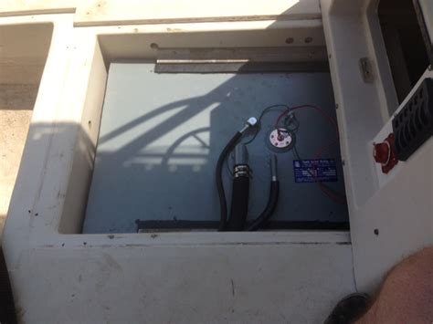 aluminum boat hull coating coating an aluminum fuel tank the hull truth boating