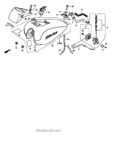 honda shadow spirit 1100 wiring diagram vt1100 wiring