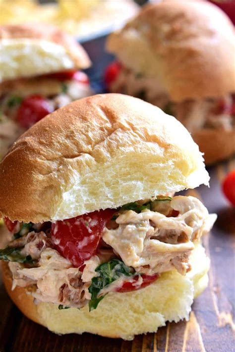 tailgating recipes for cold weather blt chicken salad lemon tree dwelling