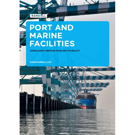 Design Of Construction Of Ports And Marine Structures ports marine structures ramboll