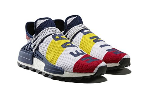 dropping  week adidas  pharrell williams bbc hu nmd