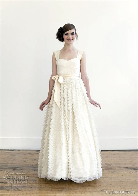 braut englisch the english dept 2012 wedding dresses wedding inspirasi