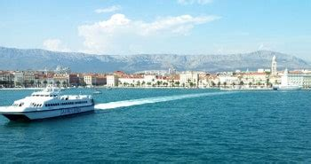 catamaran split to hvar cost itinerary in croatia 7 days to visit split dubrovnik