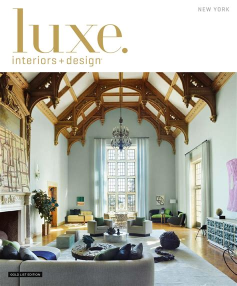 home design mall ghencea magazine luxe magazine january 2016 new york by sandow media llc