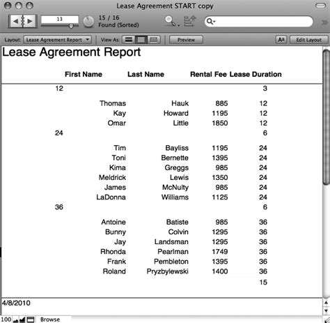 filemaker get layout field names 4 adding power to your database filemaker pro 11 the