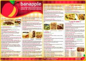 gallery for gt banapple menu