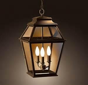 outdoor lighting restoration hardware lighting - Restoration Hardware Outdoor Lighting