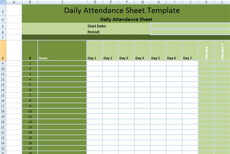 Work Attendance Register Template Beautiful Template Design Ideas Moksha Template Squarespace