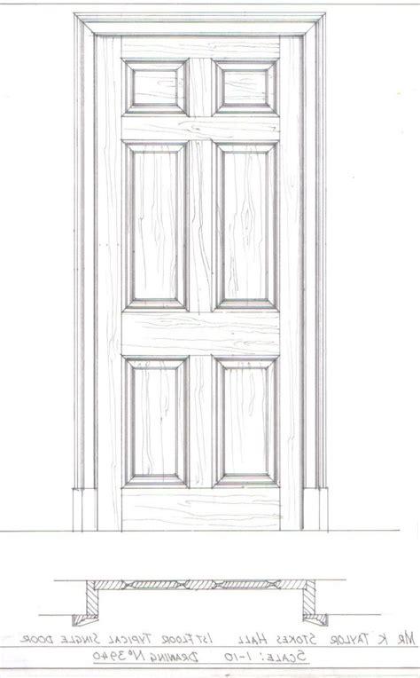 georgian interior doors drawings of georgian doors search