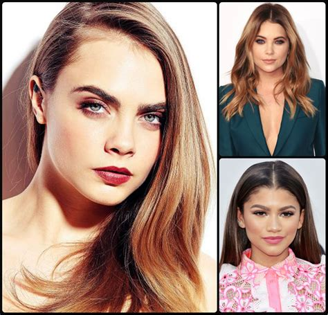 hairstyles and color for 2016 best celebrity hair colors 2016 winter
