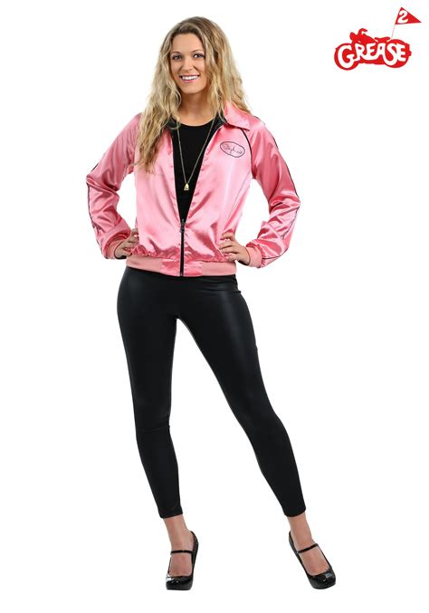pink lady stephanie s pink ladies jacket from grease 2
