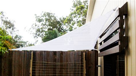 Diy Picture L Shade diy shade sail
