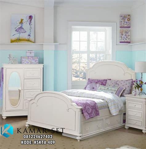 model kasur anak perempuan minimalis set kamar anak murah