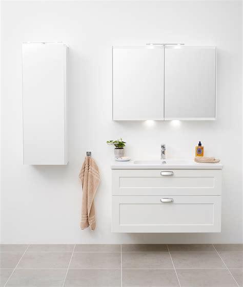 Miller Bathroom Furniture Miller White Single Door Mirror Cabinet 400 X 1111mm 96v 2