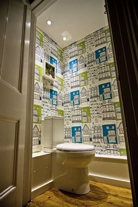funky bathroom wallpaper ideas 15 best images about bathroom and cloakroom toilet designs on toilets stairs