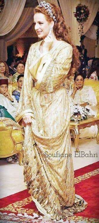 Kaftan Princess 03 la princesse lala salma du maroc the moroccan royal