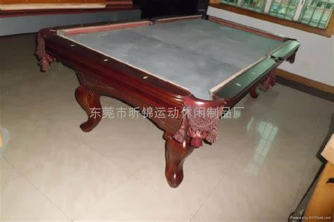 wood pool table solid wood pool table tpt 001 topper china