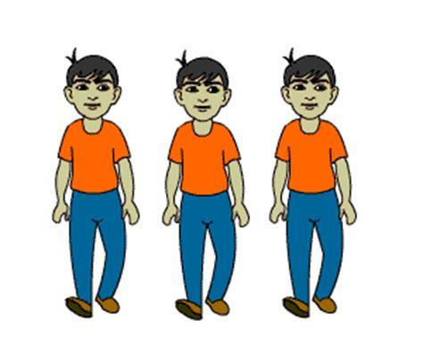 contoh powerpoint dengan gambar atau animasi kartun
