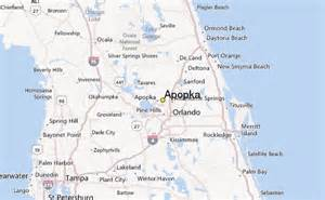 map of apopka florida apopka weather station record historical weather for