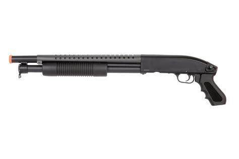 Blackcat Airsoft Aluminum Grip De eagle airsoft shotgun metal with tactical pistol grip black airsoft megastore